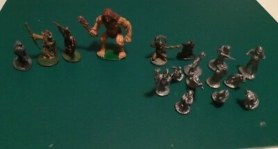 Ral Partha D&D Hill Giant Characters Others Vintage metal figures from 1970s