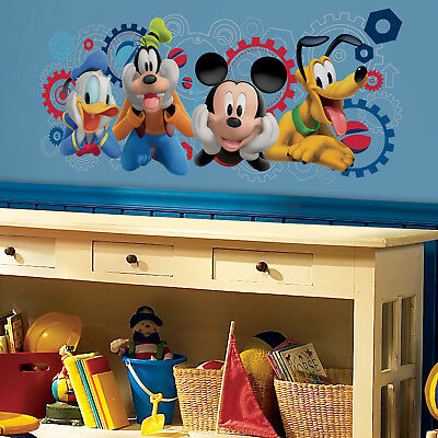 MICKEY MOUSE CLUBHOUSE Capers Erasable Activity Table Set Toy ...
