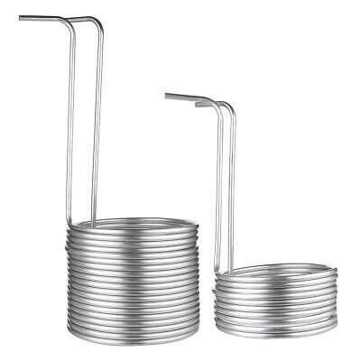 Super Efficient Stainless Steel Cooling Coil Home Brewing Wort Chiller Pipe