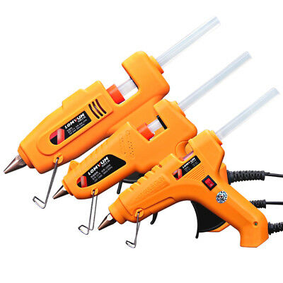 LOMVUM 30W/80W/100W/80-120W/150W High Temp Hot Melt Glue Gun Graft Repair Heat G
