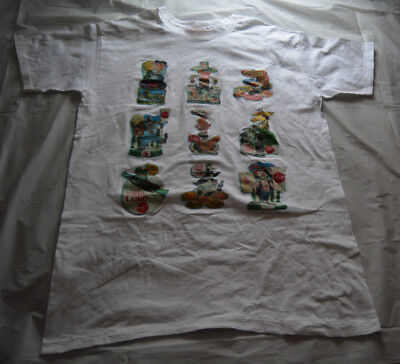 Vintage Everything Coca-Cola T-Shirt - One Size Fits All - Size XL (Big & Tall)