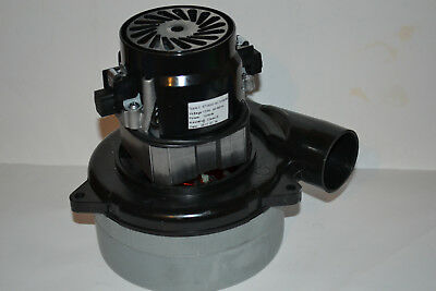 2-Stage Extractor Motor, Vacuum Motor, Mytee,EDIC, Extractor, Central Vac Motor