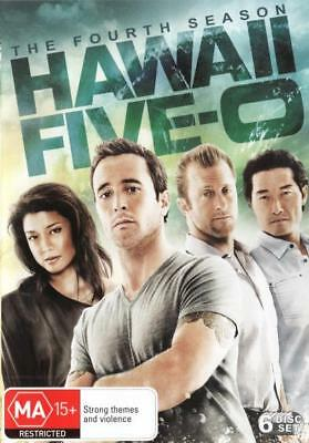 Hawaii Five-0 (2010): Season 4 - DVD (NEW & SEALED)
