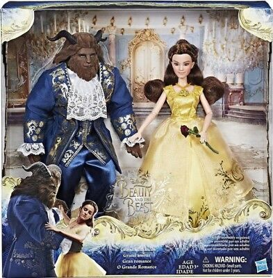New in Box Disney Princess Beauty & The Best: Belle and Beast