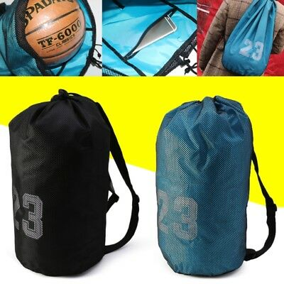 Basketball Bags For Balls Soccer Drawstring Fitness Outdoor Basketball Backpack