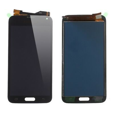 LCD Screen and Digitizer Assembly with Brightness IC For Samsung Galaxy S5 G900
