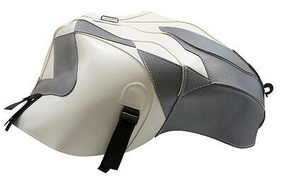 Bagster Tank Cover Aprilia Rsv Mille R Factory 08-10 White/grey Baglux 1486V