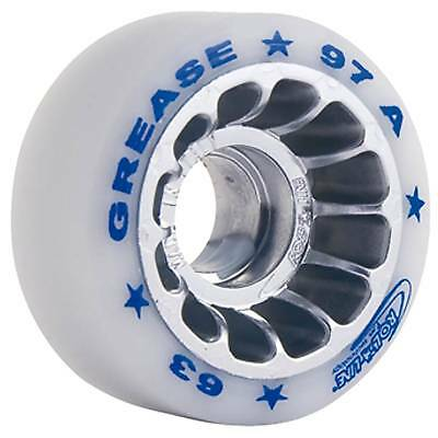 Roll Line Grease 63mm Wheels 97A (8pk)