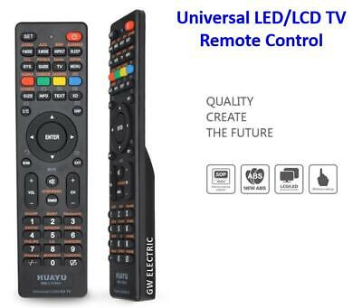 New Universal LCD/LED/3D TV Remote for Samsung/Panasonic/TCL/PHILIPS/TOSHIBA
