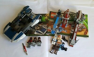 LEGO Star Wars Sets 75022 & 75012