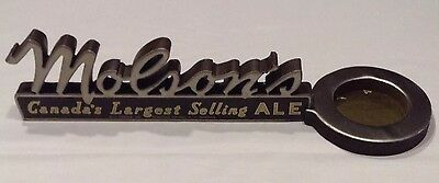 New Old Stock Vintage Molson's Canadian Ale & Beer Sign