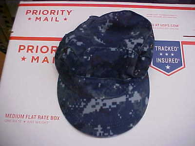 FINAL LISTING NWU NAVY US Naval Sea Cadet Trooper Cover Cap FREE SHIPPING lc#N29
