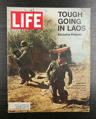 LIFE Magazine: War in Laos Edition, March 12th 1971