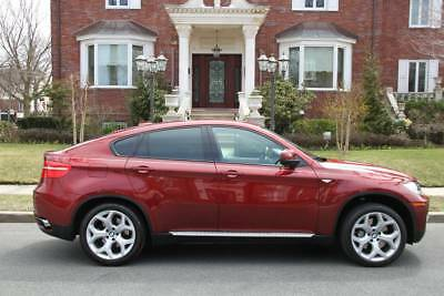 2011 BMW X6 xDrive50i AWD 4dr SUV 2011 BMW X6 xDrive50i AWD 4dr SUV Automatic 8-Speed AWD V8 4.4L Gasoline