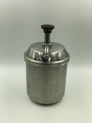 Syrup Pump Server Products - SP 82812 - Condiment Pump 3 Qt NSF Stainless steel