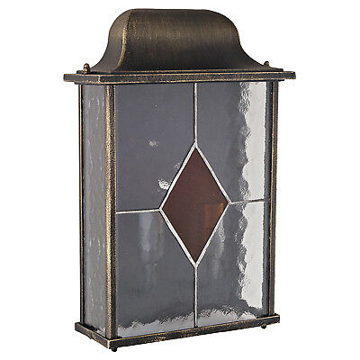Luxform Lighting Richmond 230V Wall Light in Bronze