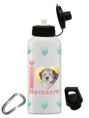 Havanese Water Bottle