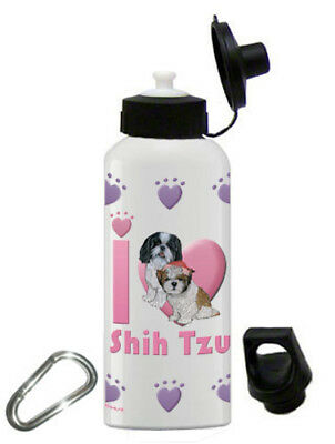 Shih Tzu Water Bottle
