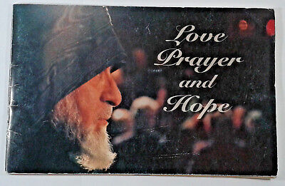 Love Prayer And Hope Compiled By Hratch Tchilingirian (Paperback,1998)