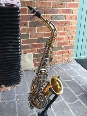 Weltklang Solist Alto Saxophone Sax - Made in Germany