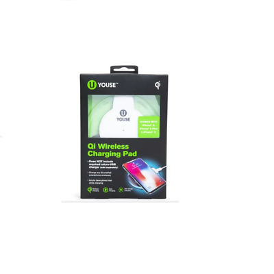 U Youse 2.4 amp Wireless Charging Pad FAST FREE SHIPPING