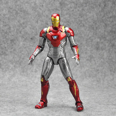 Spider-Man: Homecoming - Iron Man MK 47 XLVII Tony Collectible Action Figure Toy