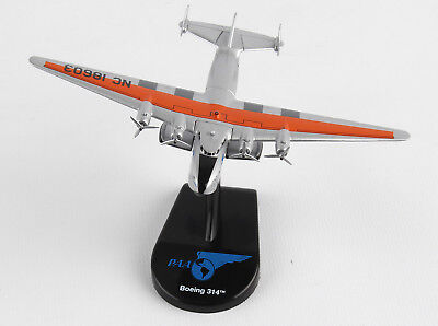 """Daron Postage Stamp Pan Am Boeing 314 """"Yankee Clipper"""" Flying Boat PS5821 1/350"""