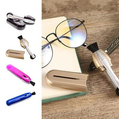 Peeps Eyeglass Cleaner Brush Sunglass All In One Glasses Lens Cleaning Tool Set