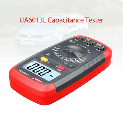 UA6013 Pocket Capacitance Meter Tester Digital Multimeter Industrial Electronic