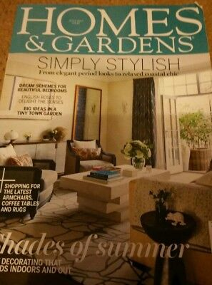 homes & garden july 2017 edition