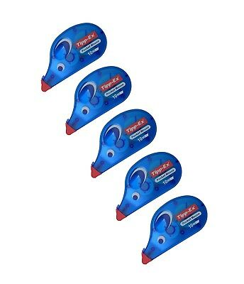 5x Tipp-Ex Korrekturroller Pocket Mouse 4,2mm x 10m Korrekturband Pocket Maus