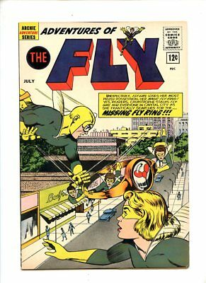 The Fly #20 (1959 Series) Archie Adventure Series FN/VF 7.0