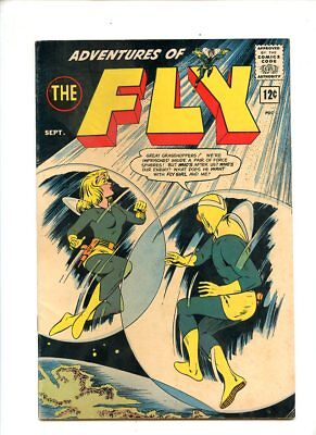 The Fly #27 (1959 Series) Archie Adventure Series VG/FN 5.0