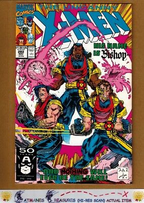 Uncanny X-Men #282 (9.6-9.8) NM/M Mint 1st Bishop Appearance 1991 Copper Age