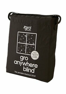 The Gro Company Gro Anywhere Portable Blackout Blind with Suction Cups Polyester