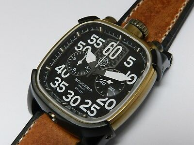 CT Scuderia CS70101 Scrambler chronograph NEW