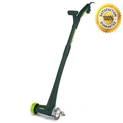 Electric Patio Sweeper and Weed Remover Lightweight with Extra-long 10m Cable