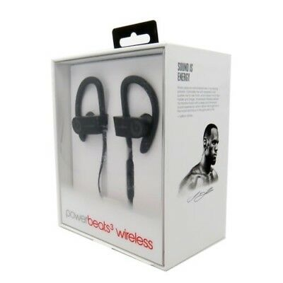 Beats By Dr Dre Powerbeats 3 Wireless Headphones Black