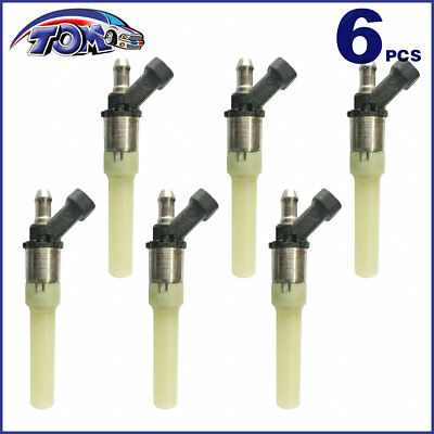 1x OEM VORTEC FUEL INJECTOR FOR 4.3L MPI UPDATED STYLE GMC CHEVY 12568332A FJ503
