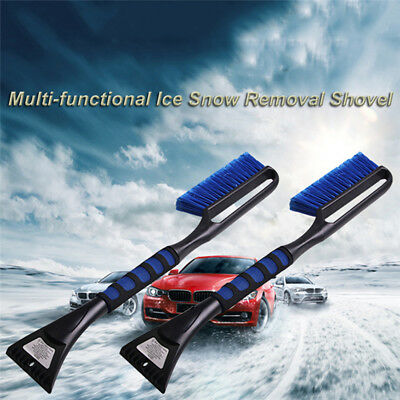 Car Vehicle Durable Large Ice Scraper Snow Brush Shovel Removal For Winter