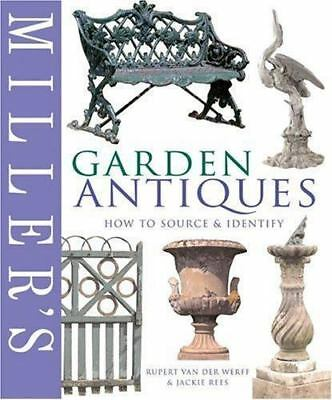 Miller's Garden Antiques: How to Source & Identify (Miller's Guides)-ExLibrary