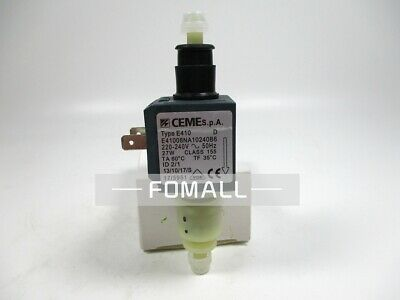 1PCS New CEME E410 solenoid pump