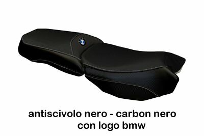 RIVESTIMENTO SELLA BMW R 1200 GS ADVENTURE MODELLO BOLOGNA CARBON COLOR cod 11