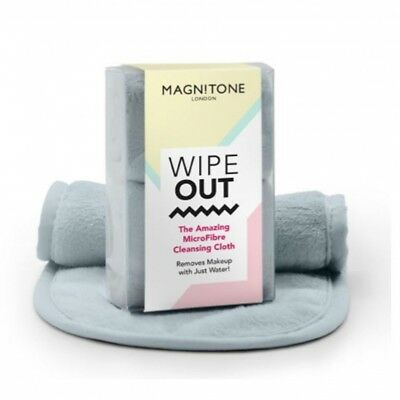 Magnitone! WipeOut! The Amazing MicroFibre Cleansing Cloth - Grey (2pack)