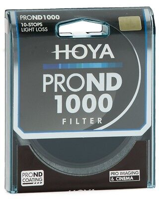 Genuine HOYA Pro ND1000 Filter 49mm 10 stops ND 1000 lens filter