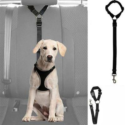 Adjustable Pet Belt Dog Harness Car Vehicle Seat Belt Pet Safety Leash Leads