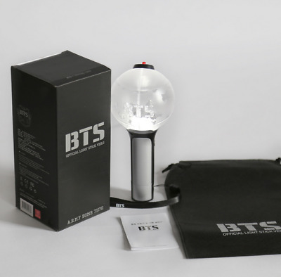 KPOP BTS Bangtan Boys Light Stick ARMY Bomb Ver.2 Concert Lamp Lightstick  DE
