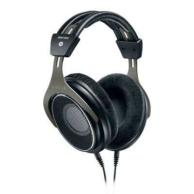 Shure SRH1840 Open Back Headphones with Replaceable Cable - Refurbished