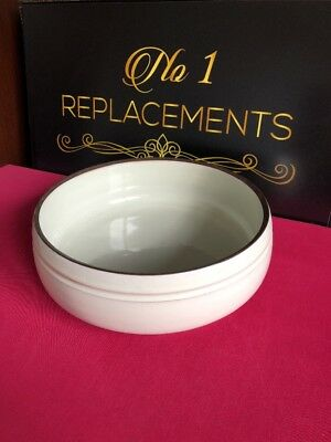 """Denby Summit Vegetable Serving Dish Bowl 9.75"""" Wide Last 1 Available"""