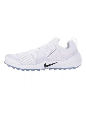 01a5607034f6c4 New Nike Air Zoom Gimme Golf Shoes Size 11.5 849955-100 White   Beige Rare